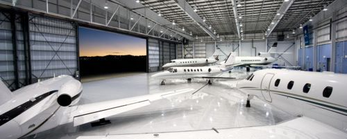 Hangar Architectural Design